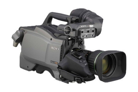 SONY HXC-100