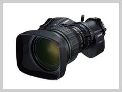 HDカメラシステム 20倍ポータブルズームレンズ Canon KJ20×8.2B IRSD
