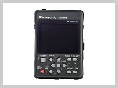 HDカメラシステム メモリーカードレコーダー Panasonic AG-HMR10A