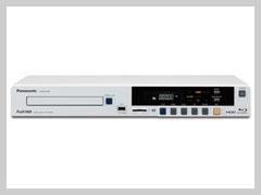 HDカメラシステム Blu-rayレコーダー Panasonic DMR-MC500-W
