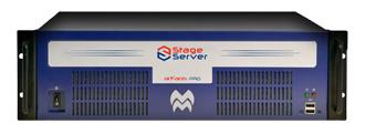 プロジェクションマッピング Stage Server