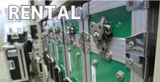 レンタル事業/各種機器レンタル