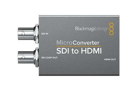 BlackmagicDesign Micro Converter SDI to HDMI